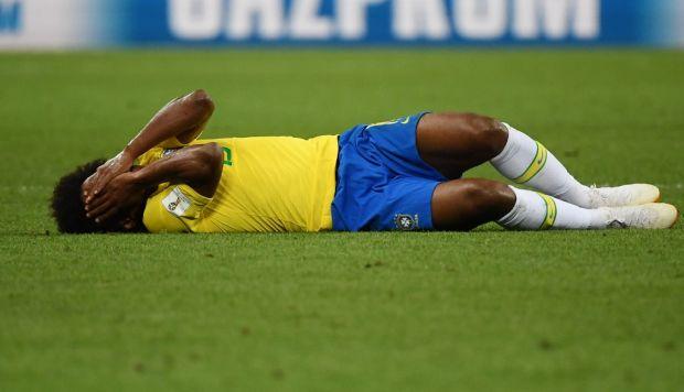 Willian será baja en Brasil para la final de la Copa América