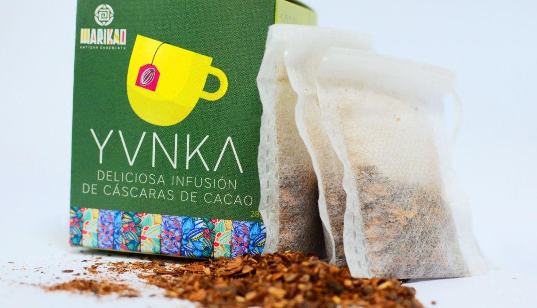 Productores de Ayacucho elaboran infusiones en base a cacao