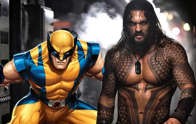 Jason Momoa confiesa que le encantaría interpretar a Wolverine
