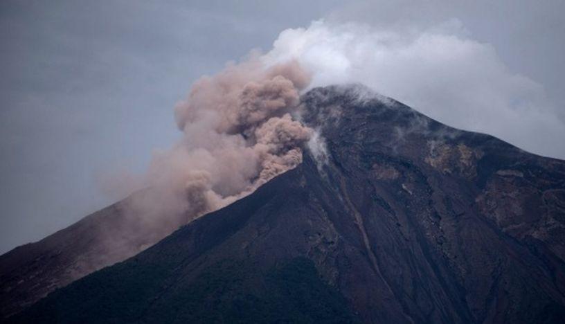 Guatemala: Alertan del riesgo de una nueva erupción del Volcán de Fuego