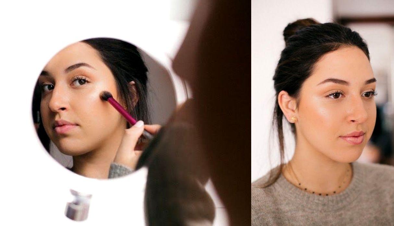 Siete pasos de maquillaje para tener una piel más luminosa y radiante
