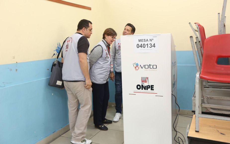 OEA: resultado de referéndum fue contundente y sin indicios de fraude