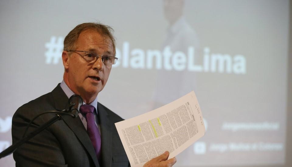 Municipalidad de Lima contará con sistema de fiscalización electrónica en transporte este año