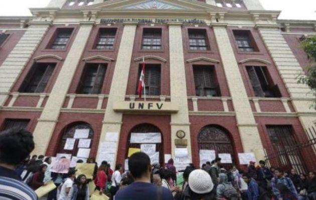 Detienen a más de 10 falsos postulantes en examen de admisión de Universidad Federico Villarreal