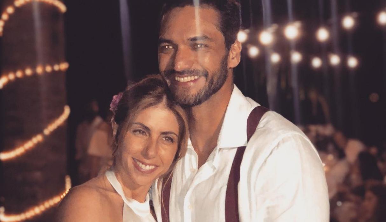 Fiorella Cayo se casó con Miguel Lamarthe en la selva peruana   FOTOS y VIDEO