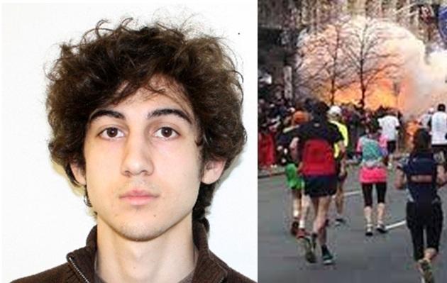 """""""Fue él"""", admitió la defensa de acusado por atentados de Boston en su juicio"""