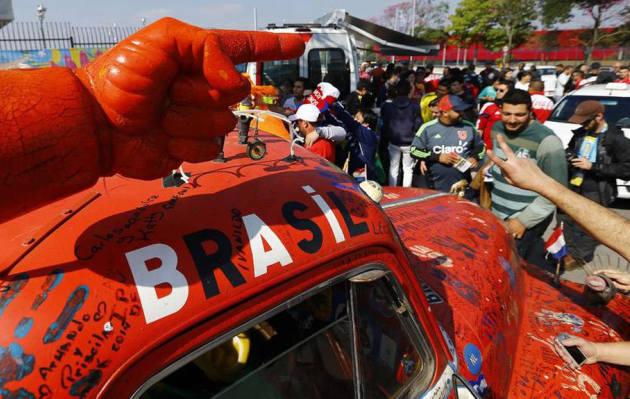 Brasil 2019: ¿cuánto combustible necesitas si quieres ir en auto a la Copa América?