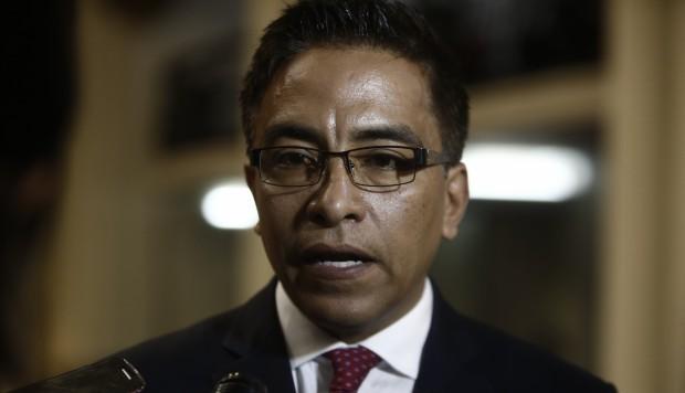 Comisión de Ética debatirá informe final sobre Vieira este lunes 8
