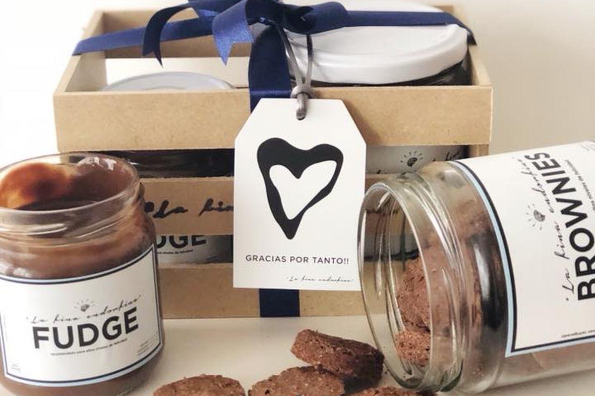 El pack de brownie y fudge que atrae a miles de limeños y solo se puede pedir por delivery