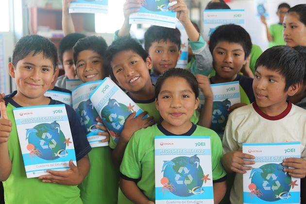Lanzan concurso de educación ambiental que convoca anualmente a más de 30 mil estudiantes