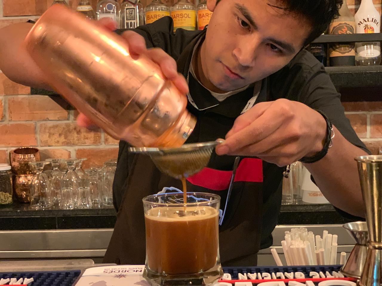 La carta incluye cocteles en base de café que están muy buenos. (Foto: Esther Vargas)