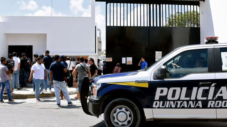 México: Rescatan a 25 personas secuestradas en balneario mexicano Cancún