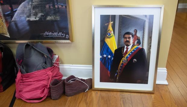 Estados Unidos dispuesto a desalojar embajada de Venezuela si Juan Guaidó lo dispone