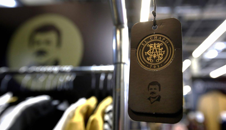 'El Chapo' Guzmán  se convierte en moda  | FOTOS