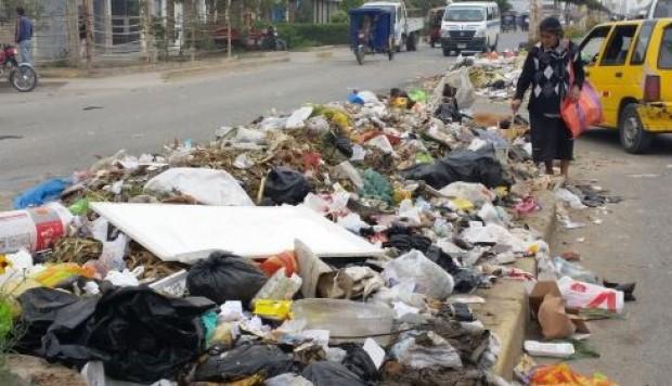 Declaran en emergencia la gestión y manejo de residuos sólidos en tres distritos