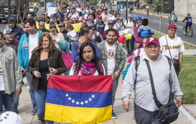 ¿Cómo celebrarán los jóvenes migrantes el Día de Venezuela en Perú?