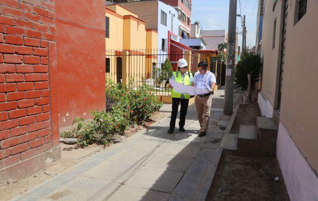 Sedapal: ocupación de áreas públicas obstaculiza instalación y rehabilitación de redes en Lima Norte