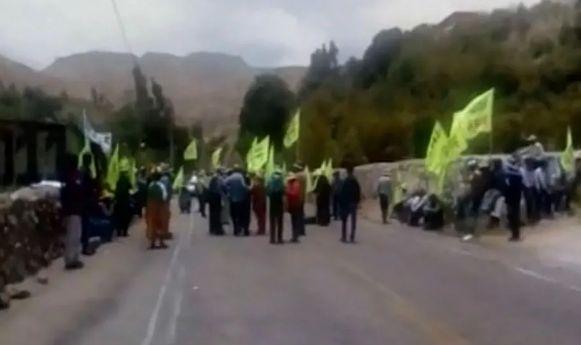 Moquegua: residentes levantaron paro contra el proyecto Quellaveco | Actualidad - Publimetro Perú