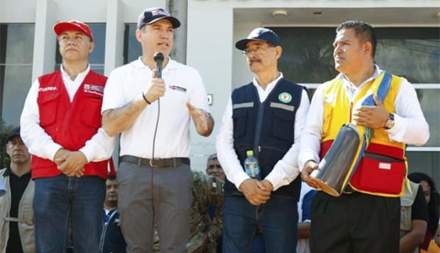 Del Solar: Gobierno inició conversaciones con partidos por reforma política