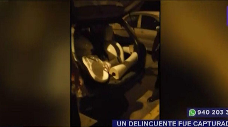 Delincuentes roban lavatorios e inodoros de la iglesia Virgen de Cocharcas en Cercado de Lima