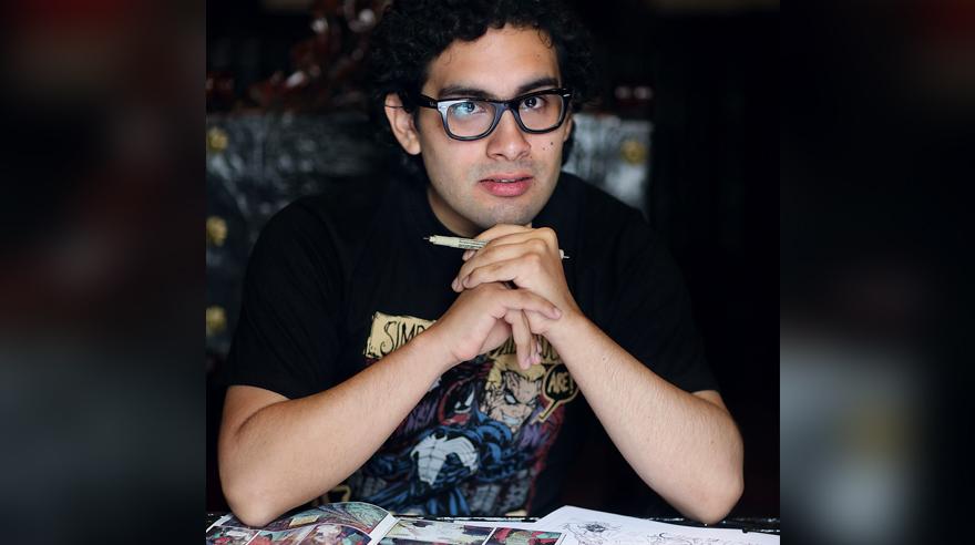 Diego Olórtegui: ilustrador peruano se abre camino en Marvel