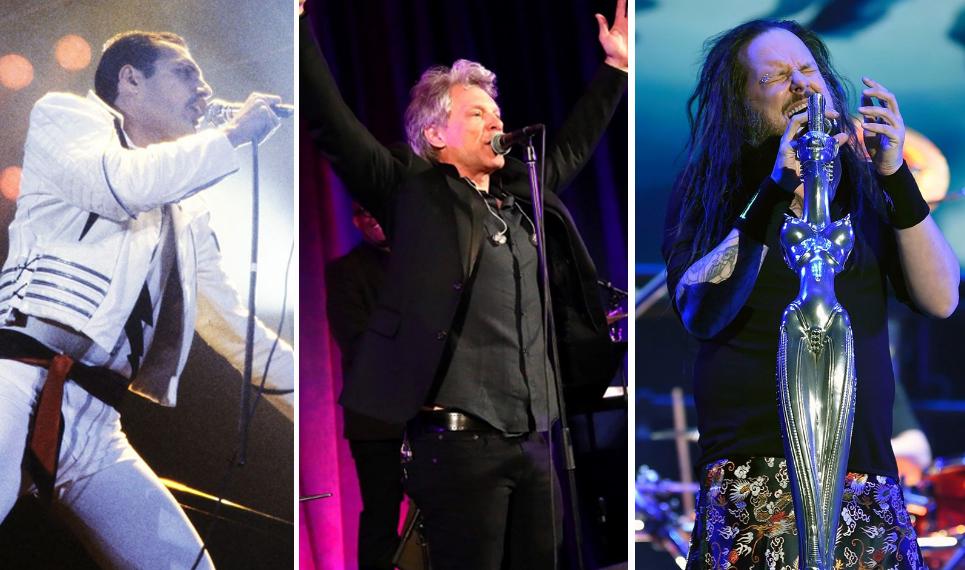 Reniec: Queen, Bon Jovi, Korn, Axel Rose y otros nombres inspirados en estrellas del rock