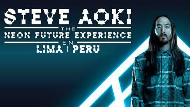 Steve Aoki en Lima: 7 datos sobre uno de los mejores DJs del mundo