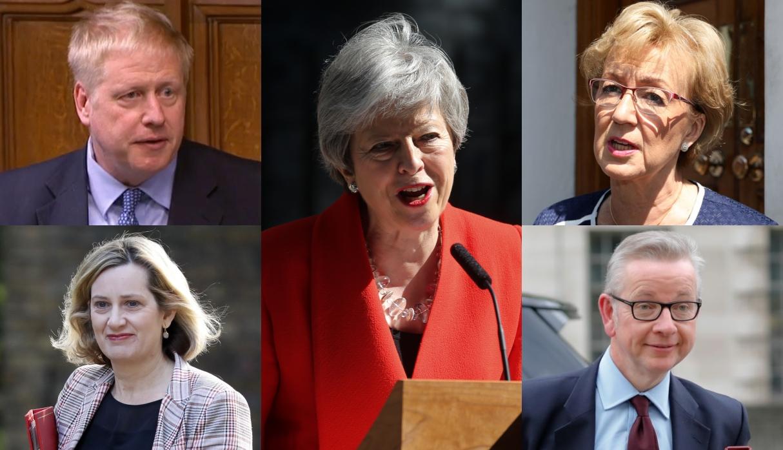 ¿Cuáles son los principales candidatos a reemplazar a Theresa May?   FOTOS