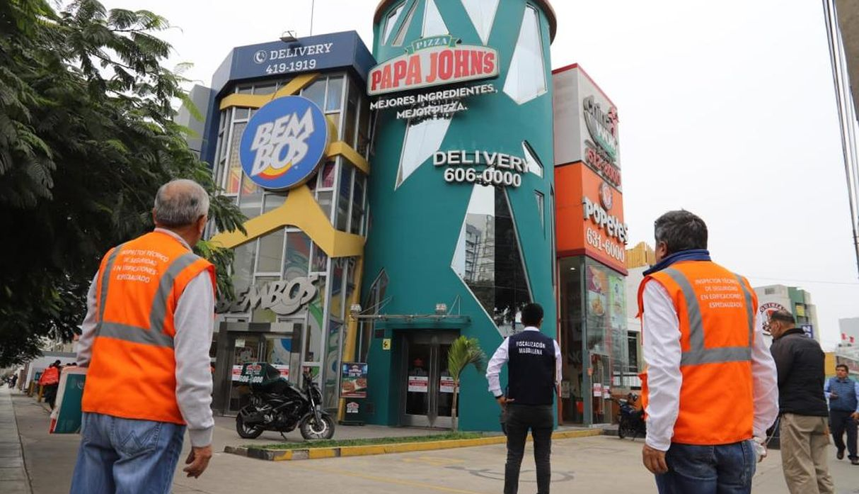 Magdalena: clausuran locales de comida rápida por incumplir medidas de seguridad y sanitarias