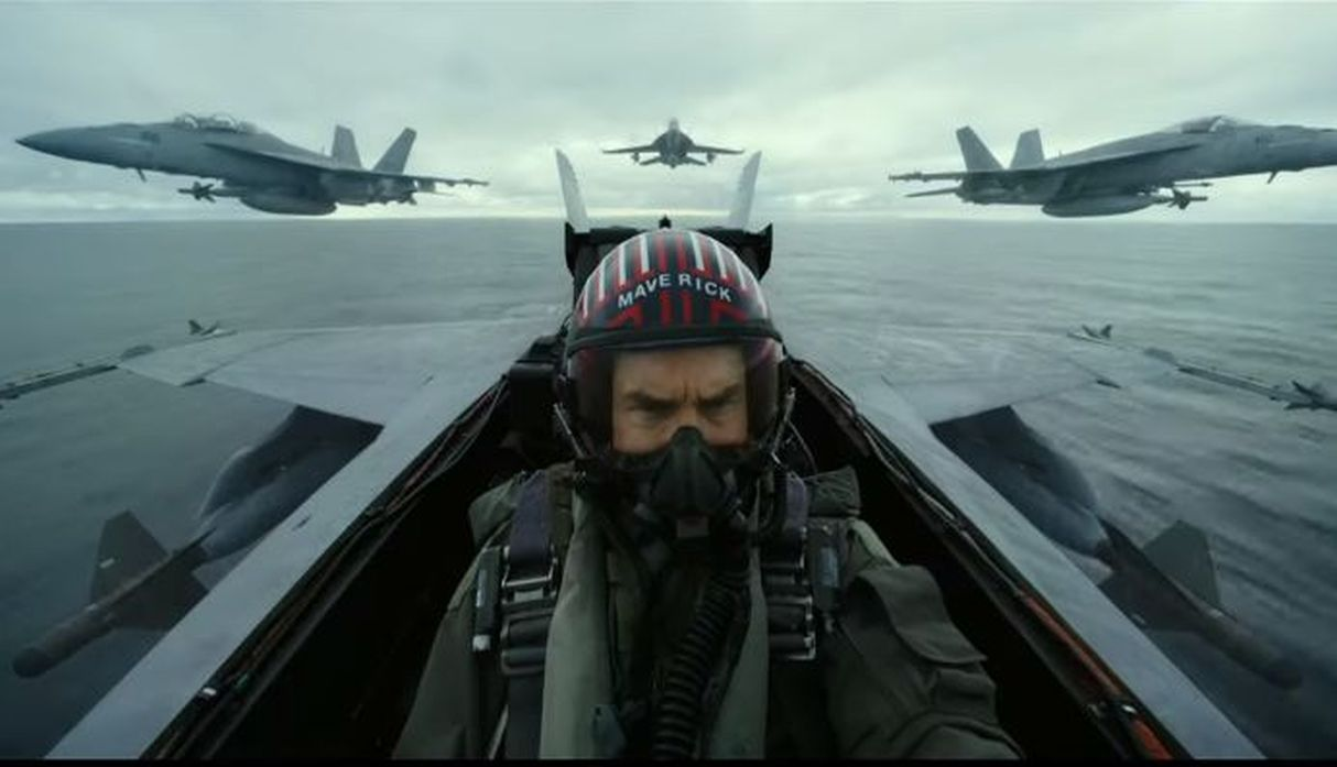 """Top Gun: Maverick"": Tom Cruise es el protagonista del primer tráiler de la película 