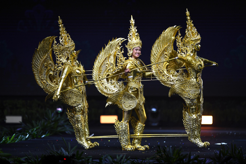 Miss Universo 2018: Miss Laos gana el primer puesto en traje típico