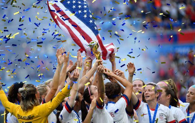 ¿Cuál es la diferencia del premio económico entre el Mundial femenino y masculino?