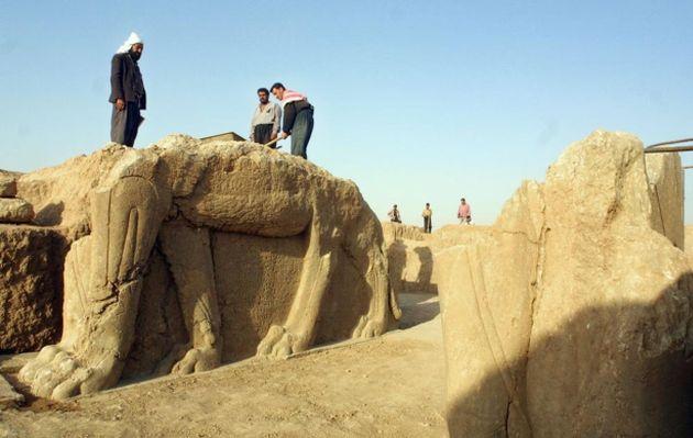 Estado Islámico destruyó más del 50% de las ruinas de la cuna de la cultura asiria