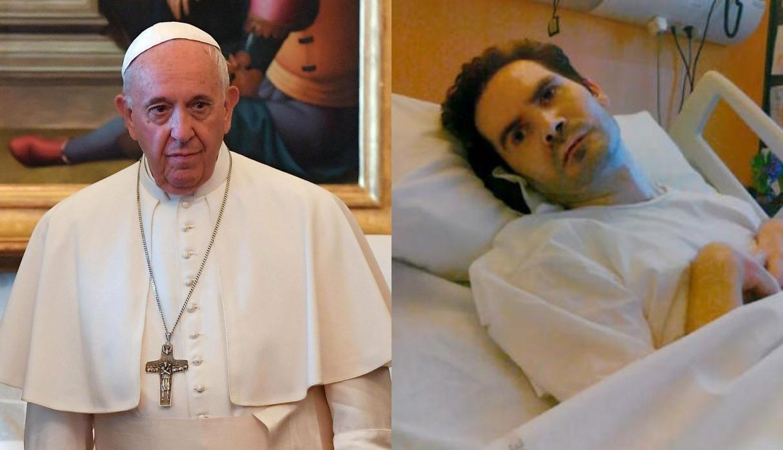 Papa Francisco sobre Vincent Lambert: ¡Que los médicos ayuden la vida, no la quiten!