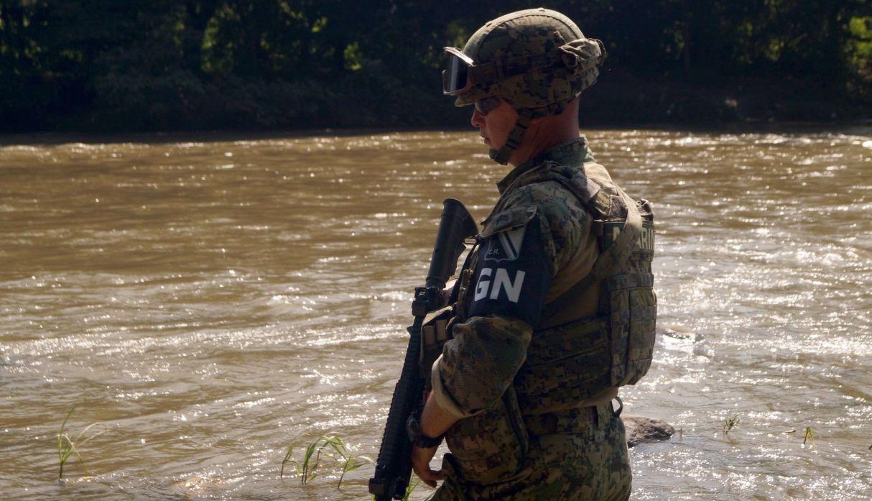 México envía casi 15 mil uniformados a la frontera con EE.UU. por migrantes