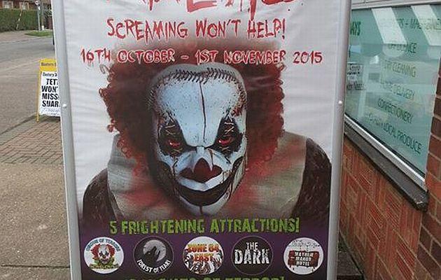 Censuran este afiche por causar angustia injustificada en los niños