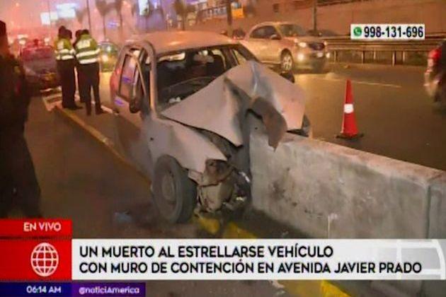 Al menos 9 muertos por accidentes de tránsito en esta madrugada | VIDEO