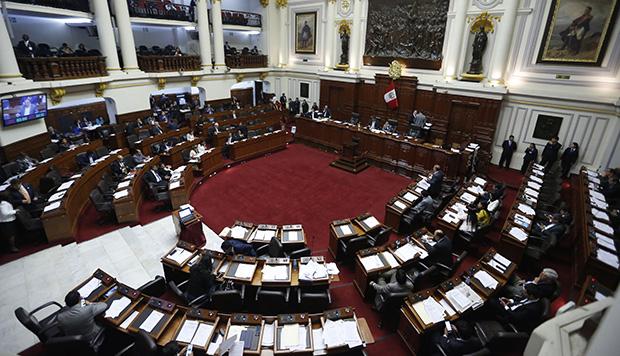 Congreso: suspenden votación de proyecto que propone anular el voto electrónico