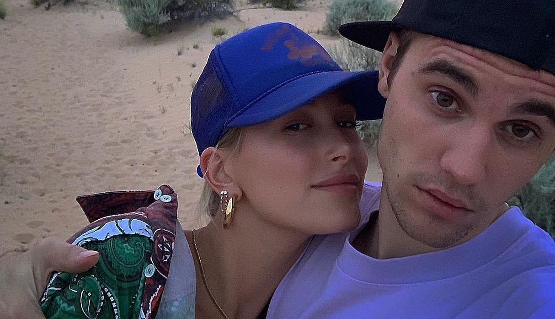Justin Bieber se olvida de los problemas con tierno abrazo a Hailey Baldwin | FOTOS