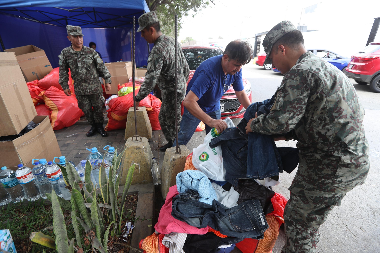 Huaicos: estos son los puntos de acopio de ayuda para damnificados del sur