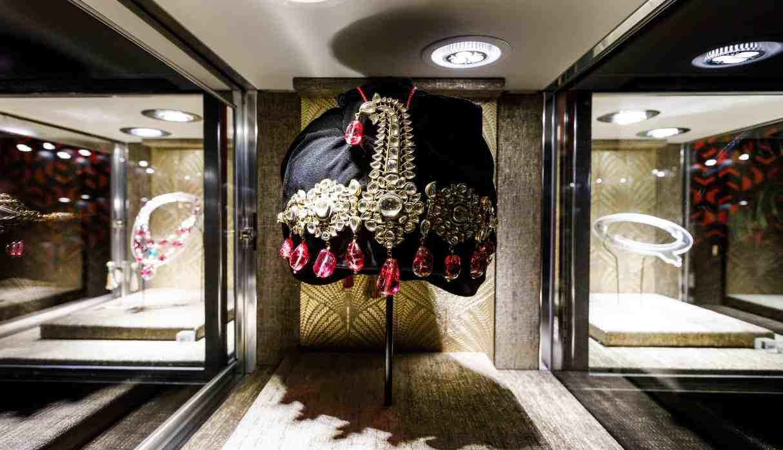 Las joyas de la realeza india prometen una deslumbrante subasta en Christie's