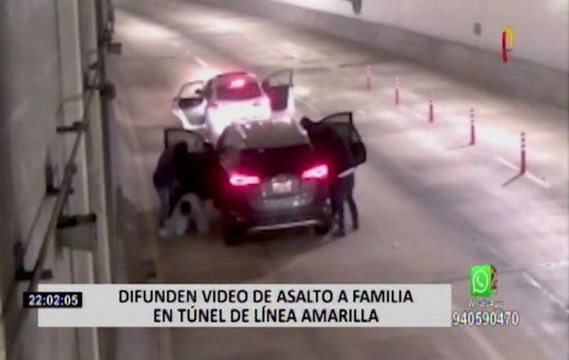 Víctima de violento asalto en vía de Línea Amarilla iniciaría acciones legales contra Lamsac