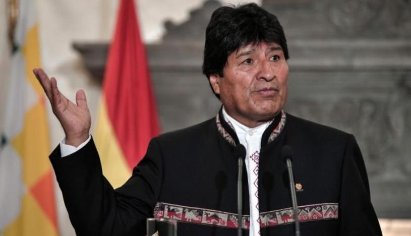 Evo Morales inicia la primera visita de un presidente de Bolivia a Turquía