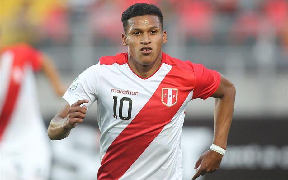 Perú derrotó a Uruguay 1-0 en su debut en el Sudamericano Sub 20 Chile 2019