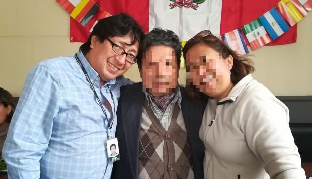 Taxista relató cómo fue el robo y crimen del asesor del congresista Héctor Becerril