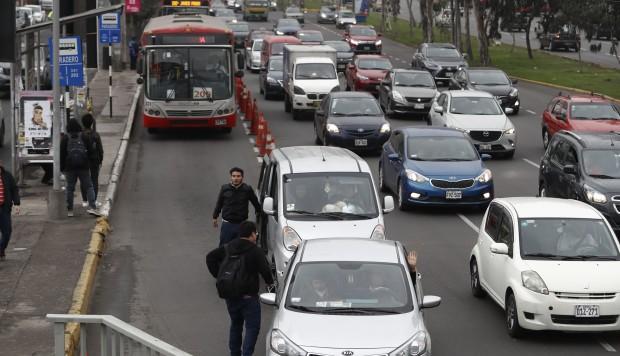 Municipalidad de Lima oficializa la ordenanza 'Pico y placa' en la capital