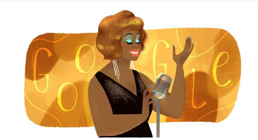 Google celebra con este doodle nacimiento de la cantante Lucha Reyes