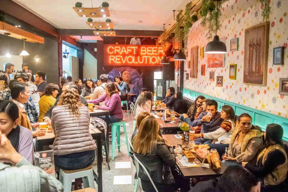 Surco: local ofrece barra libre de cervezas artesanales por 60 soles