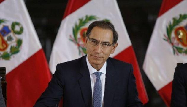 Presidente Martín Vizcarra lamentó el fallecimiento de Julio Kuroiwa Horiuchi