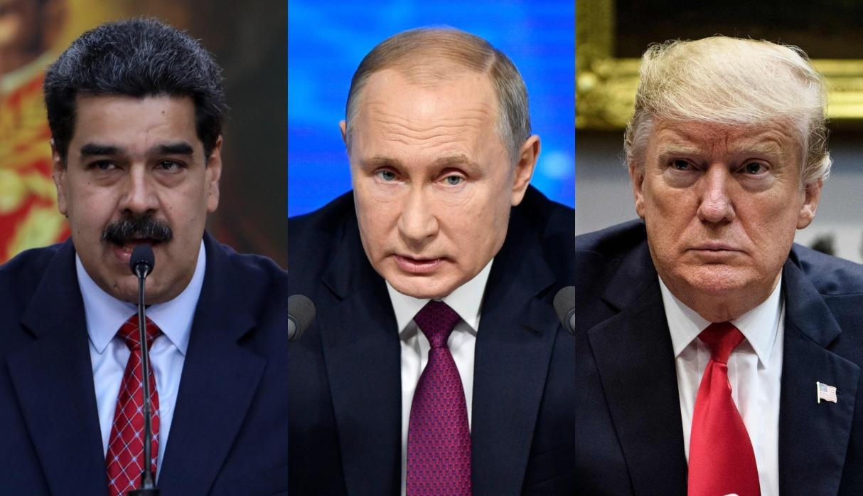 La influencia de Vladimir Putin en Venezuela, un desafío para EE.UU.